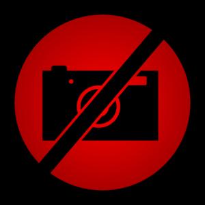 Zakaz użycia zdjęcia bez licencji